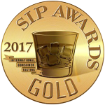 Blind Tiger Gin - International SIP Awards 2017 - Gold Medal Winner